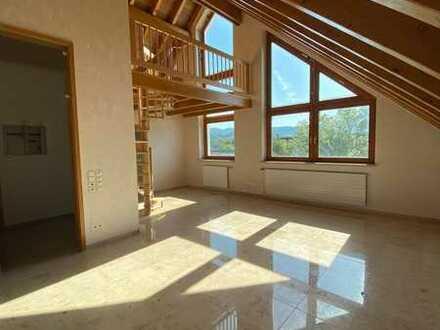 Penthouse mit herrlicher Aussicht & Top Ausstattung