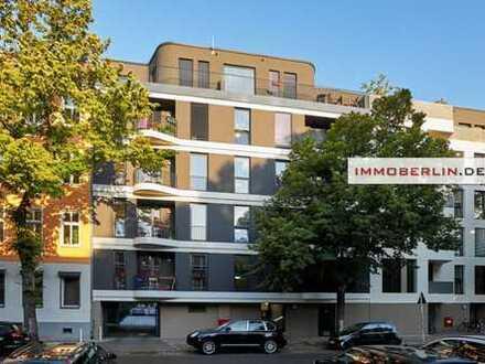 IMMOBERLIN: Familienfreundliche Wohnung mit Balkon & Westloggia