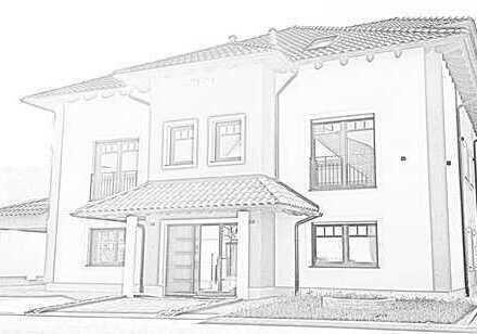 Neubau, aber individuell - 4-Zi.-Maisonette-Wohnung
