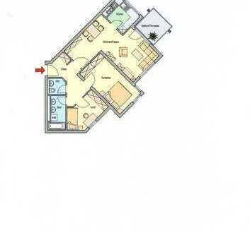 3 Zimmer Küche Bad in Weil der Stadt inkl. TG