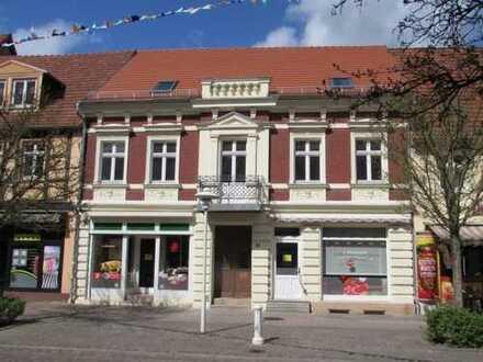 Wohn-und Geschäftshaus in zentraler Stadtlage von Pritzwalk
