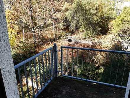 Offene Wohnung mit Balkon und Blick ins Grüne *Mietfrei und Einzugsbonus*