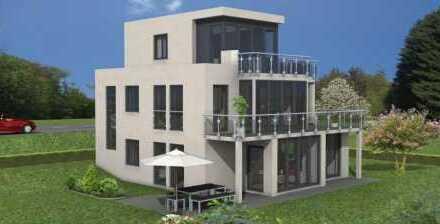 Stilvoll und modern, Stadtvilla mit traumhaftem Elbblick