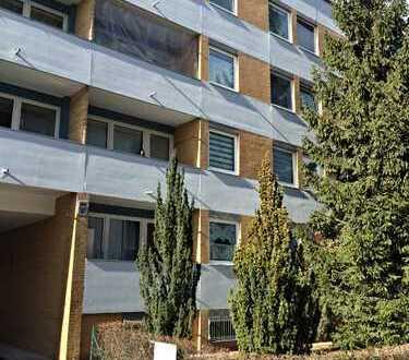 Sonnige 2-Zi.-Whg. mit 2 Balkonen zw. Olympia Einkaufszentrum und U-Bahn St. Martinsplatz