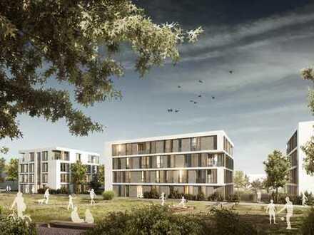 Kompakte 3-Zimmer-Wohnung - Neubau