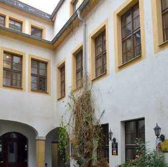 Arbeiten im Dresdner Barockviertel