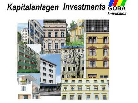 Ludwigshafen nahe BASF: Rendite-Anlage Mehrfamilienhaus 5 Mieteinheiten