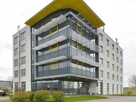 Lichtdurchflutete Büroräume im GVZ Erfurt ( 119 qm )
