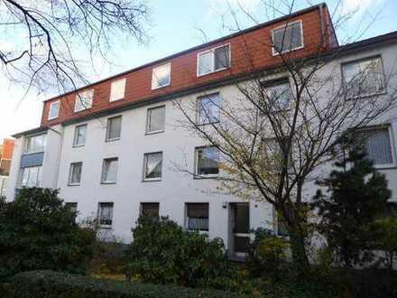 Kapitalanlage 3,5 Zimmer-Eigentumswohnung im EG in zentraler Innenstadtlage von Bochum-Wattenscheid