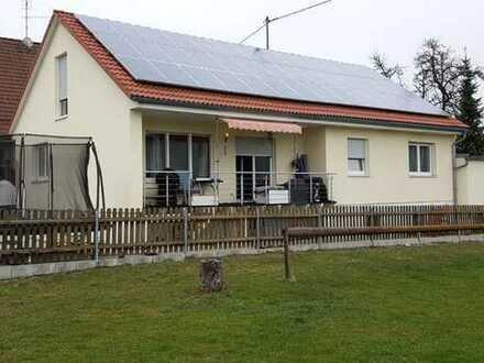 Platz für eine große Familie in einem schönen Einfamilienhaus
