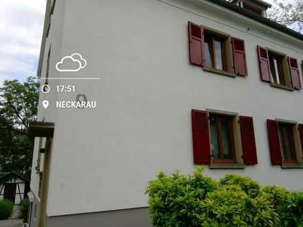 Freundliche 3-Zimmer-Hochparterre-Wohnung mit Balkon in Mannheim