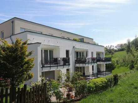 Stadtnahe Maisonette-Wohnung im Grünen