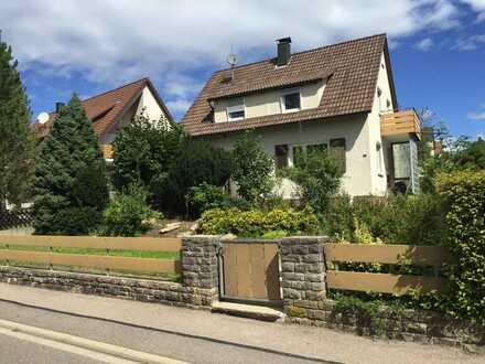 Schönes Einfamilienhaus mit Garten in Welzheim, zentrumsnah