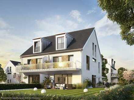 2019 einziehen! Großes Doppelhaus mit ca. 158 m² Wohnfläche und Tageslichtbad