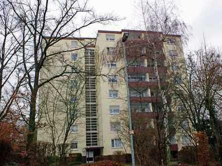 Komplett modernisierte 2-Zimmer-Wohnung mit Pkw-Stellplatz