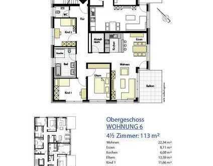"""4,5-Zimmer-Wohnung im """"Sonnen-Domizil"""""""
