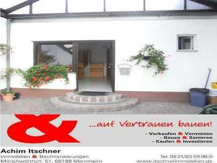 Nähe SAP!! Schicke möblierte 2 ZKB mit großer Wohnküche in Walldorf