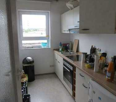 Villingen Gewerbegebiet Vockenhausen 2 1/2 Zimmerwohng. 54 qm, Einbauküche , Dusche, Dachterasse,