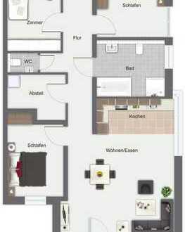 4-Zimmer-Neubau-Wohnung in 78194 Immendingen