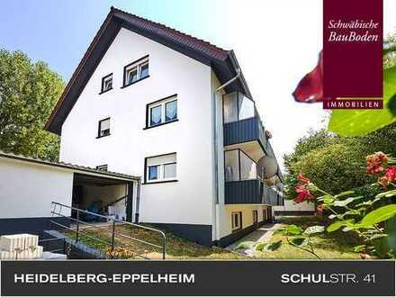 Attraktives, solides und renoviertes Mehrfamilienhaus mit 7 WE´s, drei Garagen, Stellplatz u. v. m.