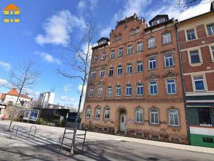 Superschöne 3-Raum-Wohnung im Studentenviertel in Chemnitz zu verkaufen!