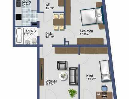 ***Zentrale 3 Zimmer ETW*** nähe Westpark