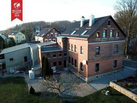 Ausbaufähiges Mehrfamilienhaus mit guter Bausubstanz - ländliche und ruhige Lage!