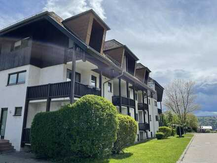 Helles Apartment (ca. 30 m²) in Bad-Liebenzell-Monakam