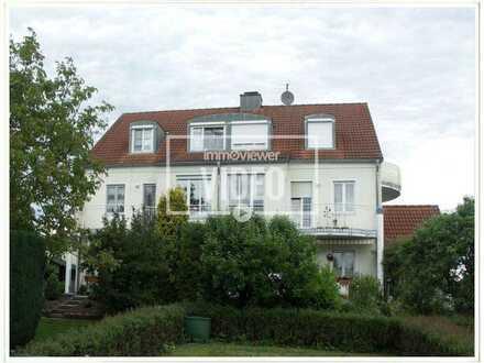 Zweizimmer-Dachgeschoss-Wohnung mit Balkon in 6-Parteien-Haus in ruhiger Lage von 85250 Altomünster