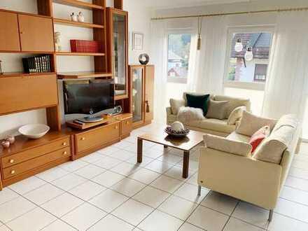 Große, moderne 3-Zimmer-Wohnung mit Balkon und Lift in Wächtersbach-Innenstadt