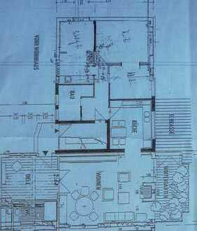 EG 4-Zimmer-Wohnung ca.150qm, Wintergarten, Terrasse, großer Garten