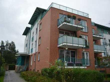 Gepflegte, große 3 Zimmerwohnung mit Terrasse in Horn-Lehe!