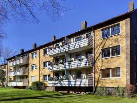 3,5 Z.- Wohnung mit Balkon in ruhiger und familienfreundlicher Lage!