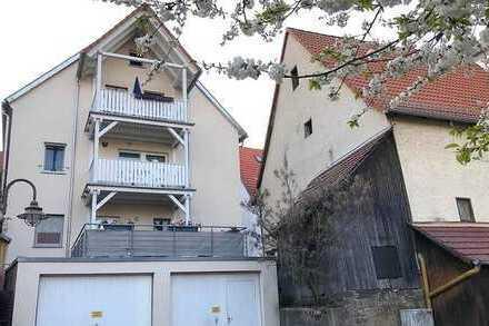 Großzügige, helle 4-Zimmer-Eigentumswohnung mit Balkon