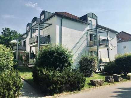 Helle 2 Zimmer-Wohnung in Bad Friedrichshall (Plattenwald)