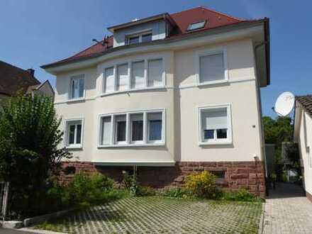 Helle 3-Zimmer-EG-Wohnung mit Balkon in Lahr