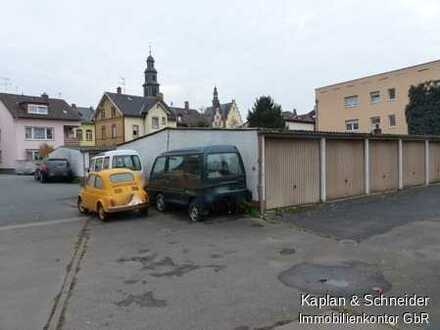 Baugrundstück plus 3 Parteien Bestands-Immobilie in Frankfurt-Fechenheim - Kapitalanlage