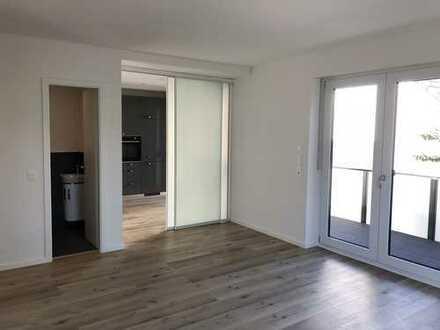 Neubau Erstbezug: exklusive 2-Zimmer-Wohnung mit EBK und Balkon in Dreieich