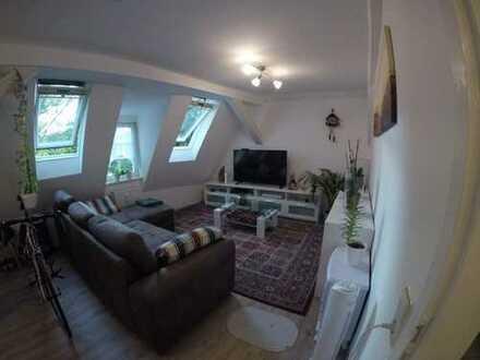 Sanierte 2,5 -Zimmer-Maisonette-Wohnung mit EBK in Vaihingen /Enz
