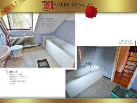 +++ NEU +++ Einfamilienhaus mit Garten (sanierungsbedürftig, einseitig angebaut, Köln Porz)