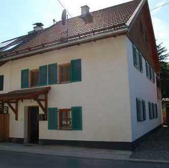 Gemütliches Bauernhaus in Waal im Ostallgäu