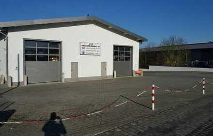 Halle / Garage / Unterstellmöglichkeit zu vermieten