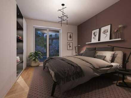 Ihre neue 2-Zimmer-Wohnung mit Süd-Balkon und großem Wohnbereich