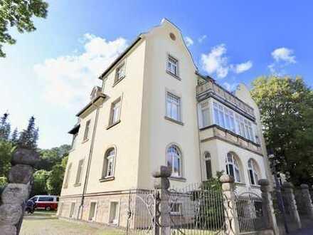 +++ Rarität! - lichtdurchflutete 3,5-Zimmer-Wohnung in Dresden Bühlau +++