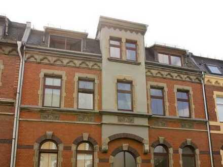 Günstige möblierte 2-Raum-Wohnung (auch als Firmenwohnung möglich) in Plauen