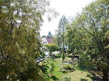 """Am Funkerberg - Marstall"": Stilvolle 3-Zimmer-Dachgeschoss-Wohnung mit Privat-Gartenterrasse"