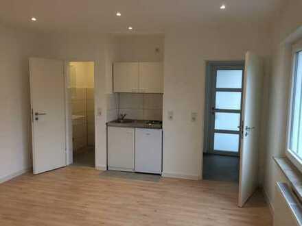 Erstbezug nach Sanierung: stilvolle 1-Zimmer-Hochparterre-Wohnung in Darmstadt