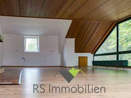 Traumhafte Dachgeschosswohnung mit Kamin in Aurich!