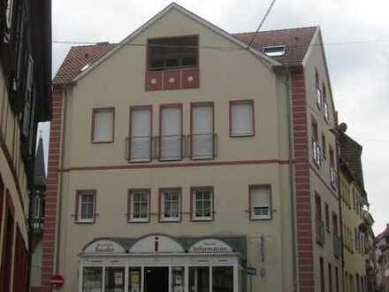 Vielfältige Nutzung im Zentrum von Neckargemünd
