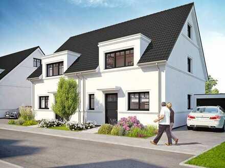 ° Löwenhof ° Neubau - Klassizismus trifft Moderne….luxuriöses Wohnen im Reihen- oder Doppelhaus °